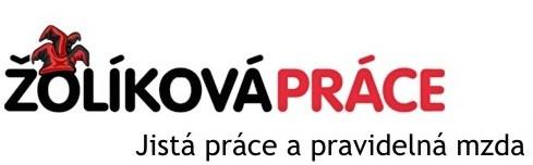 Žolíková práce nové logo