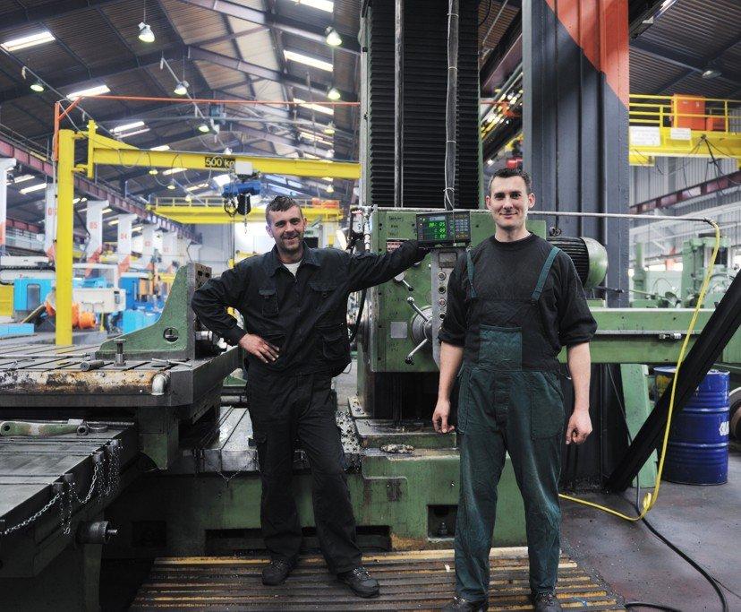 Asistenti a Asistentky výroby - práce Olomouc