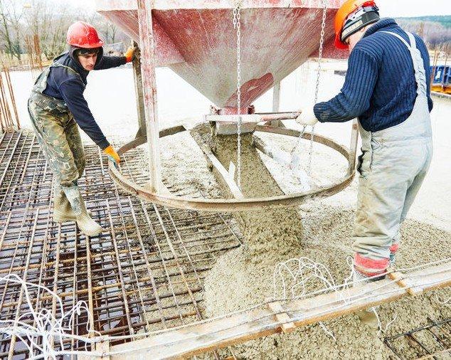 Práce betonáře Olomouc a Přerov