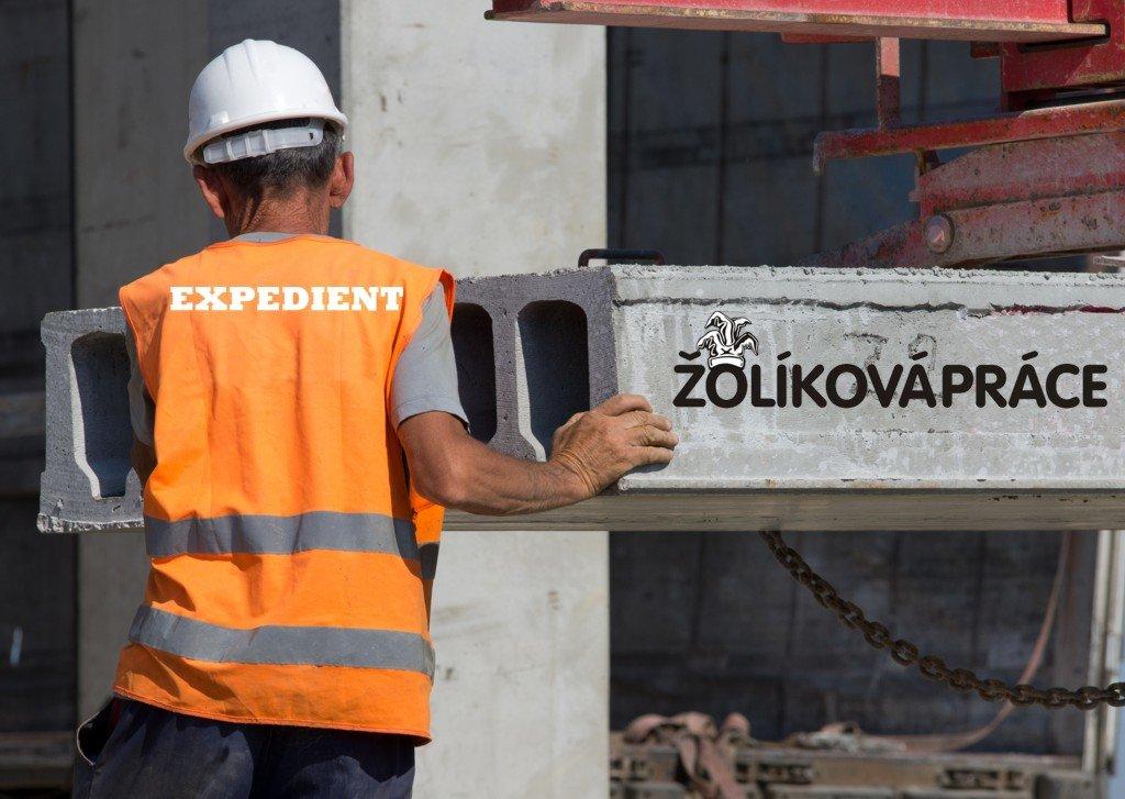 Přijmeme expedienty | Žolíková práce Prostějov