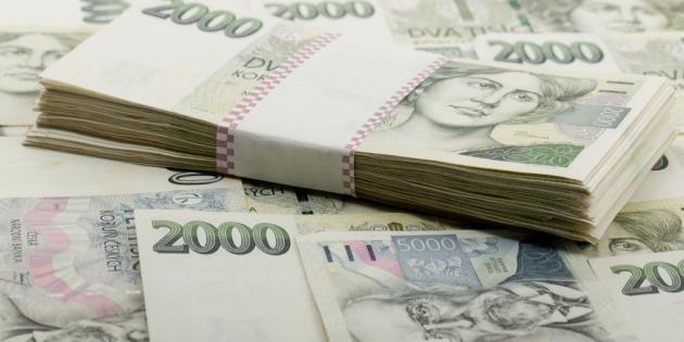 Nástupní bonus 3000 Kč Žolíková práce