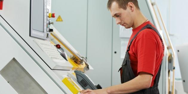 Obsluha CNC stroje Prostějov