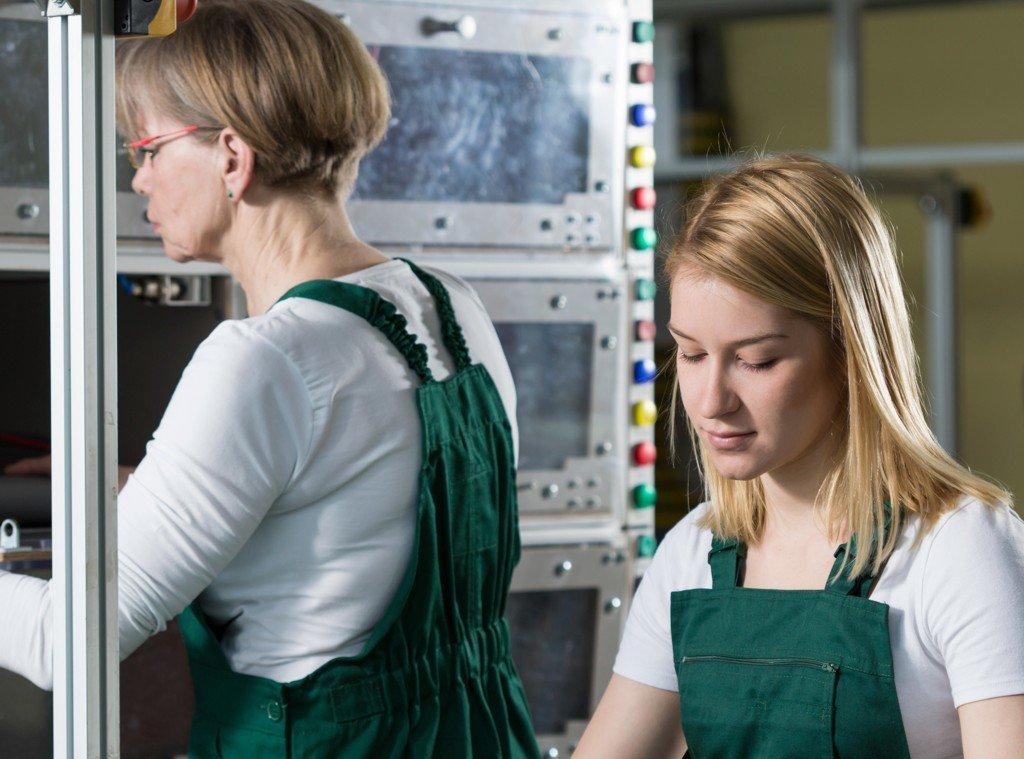 práce pro ženy Prostějov