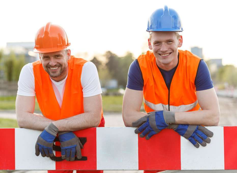 hledáme stavební dělníky